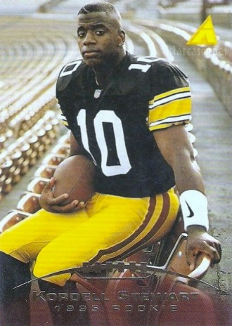 Kordell_Stewart_Pittsburgh_Steelers_rookie_card