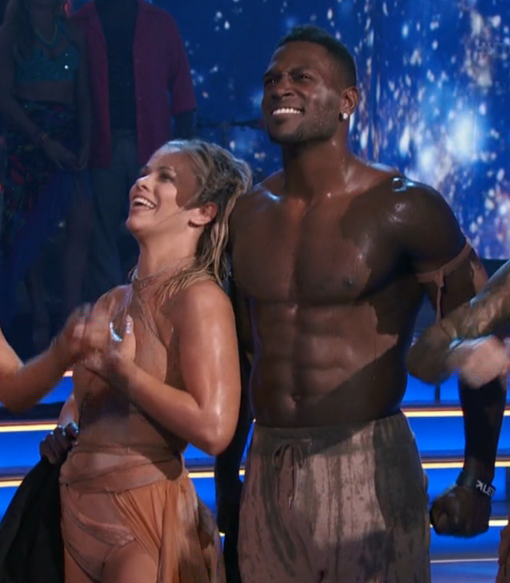 Dancing With the Stars: Antonio in the Quarterfinals ...